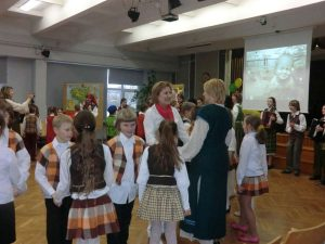 Proyecto Comenius. Viaje a Lituania.
