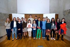 Participantes II Concurso Lectura Expresiva