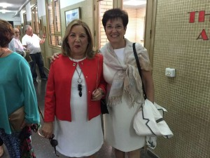 Hasta siempre Rosa y Mª Eugenia