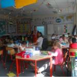 Visita a colegios de Bruselas