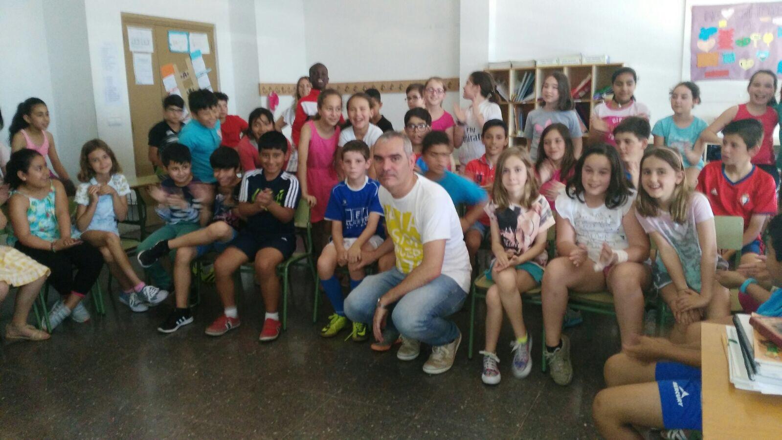 Colegio otero de navascues cintruenigo good routine song otero de navascues with colegio otero - Colegio otero de navascues ...