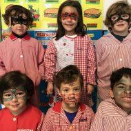 Semana de Carnaval en Infantil: Jueves
