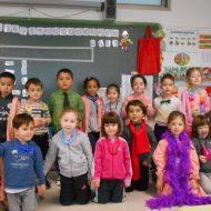 Semana de Carnaval en Infantil: Miércoles