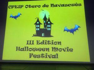 Halloween Movie Festival III Edition