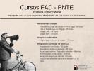 Cursos FAD del PNTE 1ª edición