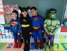 Semana de carnaval en Infantil
